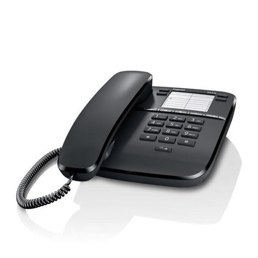 GIGASET-DA-310-black-TELEFONO-CON-FILO