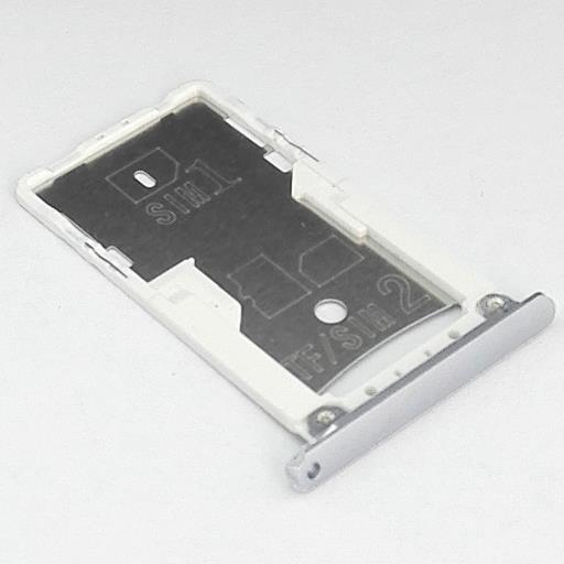 Redmi 3 Carrellino SIM/microSD 2 in 1 per silver