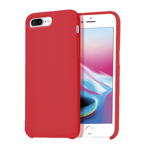 Apple iPhone 7 Plus Cover in silicone serie