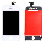 Apple iPhone 4 Display completo di touch Bianco (A++) (TOP QUALITY) (MATRICE LG/SHARP)