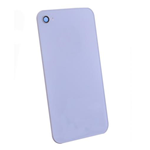Apple iPhone 4 Cover posteriore Bianco come da foto -NO LOGO-