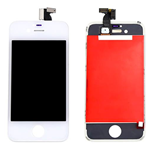 Apple iPhone 4 Display completo di touch Bianco (A+) (SUPERIOR QUALITY) (MATRICE LG/SHARP)