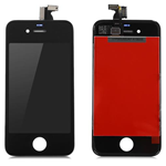 Apple iPhone 4 Display completo (TOUCH+LCD) nero AAA (ENHANCED QUALITY)