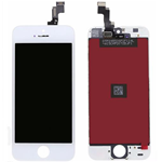 Apple iPhone 5S Display completo di touch Bianco (A++) (TOP QUALITY)