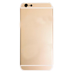 Apple iPhone 6S Cover posteriore metallico Oro -NO LOGO-