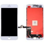 Apple iPhone 8 Plus Display completo bianco A++ con frame e supporti - DISPLAY LCD LG/SHARP