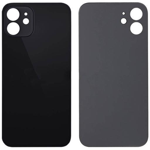 Apple iPhone 12 Copribatteria nero NO LOGO