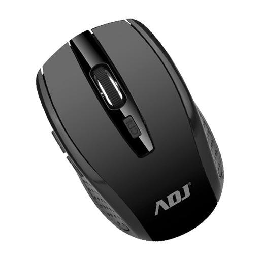 Mouse-Wireless-ADJ-MW203-Essential-Mouse
