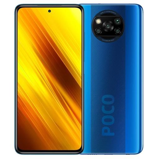 Poco X3 NFC 6/128 Cobalt Blue - RICONDIZIONATO GRADO C -