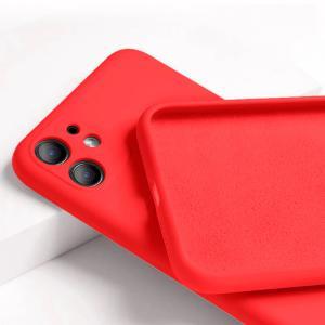 Cover silicone serie Silk Road (rossa) per Apple iPhone 11 Pro