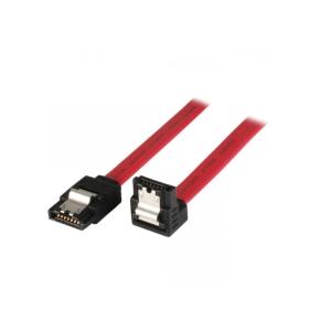 Cavo-Flat-ADJ-SATA-6.0-Gbit/s-0.5-m-90°-[5pz]