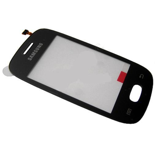 Samsung GT-S5310 Galaxy POCKET NEO Vetro anteriore con touch screen colore nero