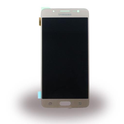 Samsung SM-J510 Galaxy J5 2016 Display completo (touch+LCD) oro