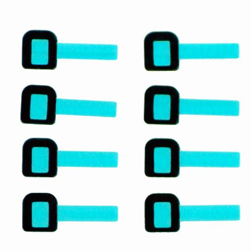 Apple-iPhone-4-Guarnizione-gomma-sensore-di-luminosità