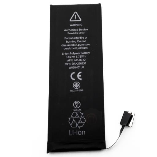 Apple iPhone 5S Batteria 1560 mAh Nuova - QUALITA' PREMIUM -