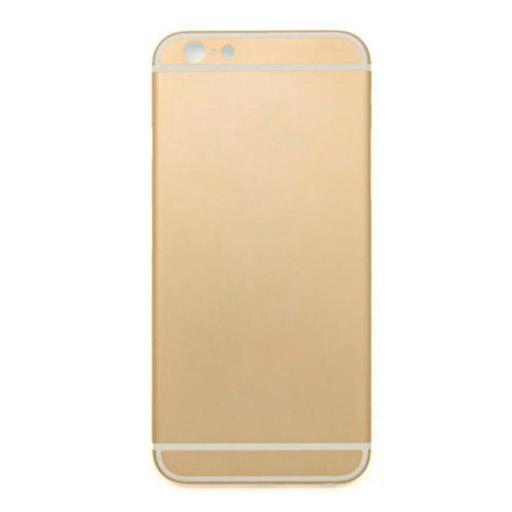 Apple iPhone 6S Plus Cover posteriore metallico Oro -NO LOGO-