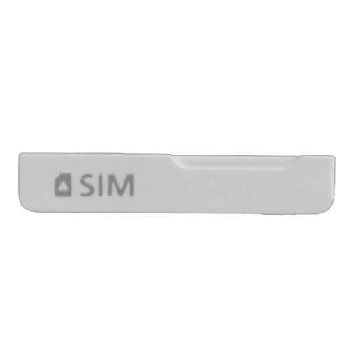 Samsung SM-T555 Galaxy TAB A 9.7 4G LTE Sportello protezione SIM bianco