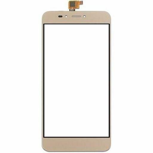 Wiko Upulse Lite Touch screen con vetrino oro