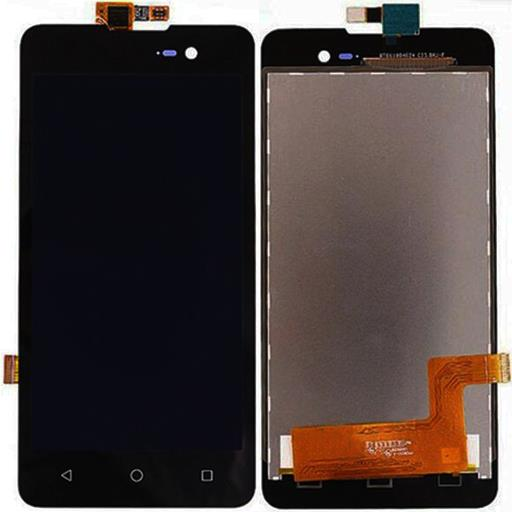 Wiko Lenny2 Display completo (touch+LCD) nero senza frame
