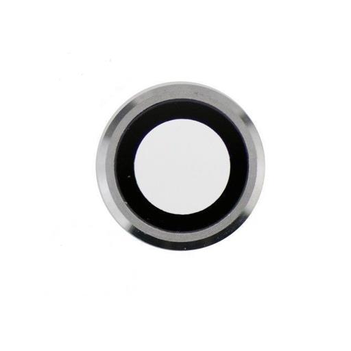 Apple iPhone 6 Plus Vetrino fotocamera posteriore bianco