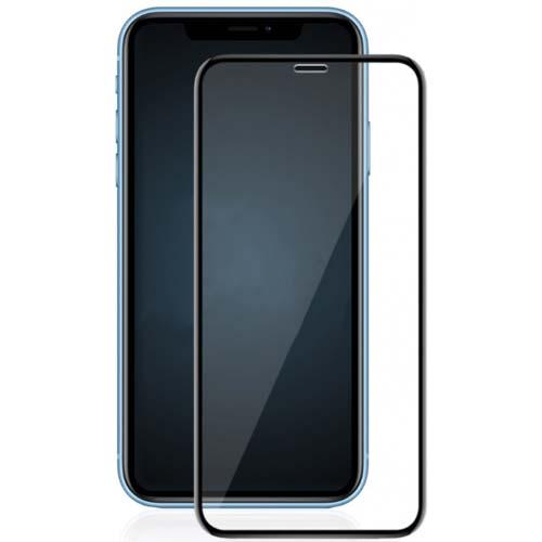 Protezione in vetro temperato 3D nero per Samsung Galaxy Note 10