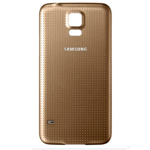 Samsung SM-G900 Galaxy S5 Copribatteria oro