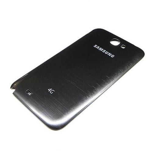 Samsung GT-N7105 Galaxy Note 2 LTE 4G Copribatteria grigio