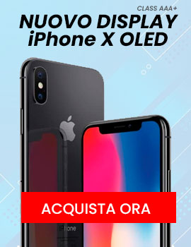 display iphone x ricambio